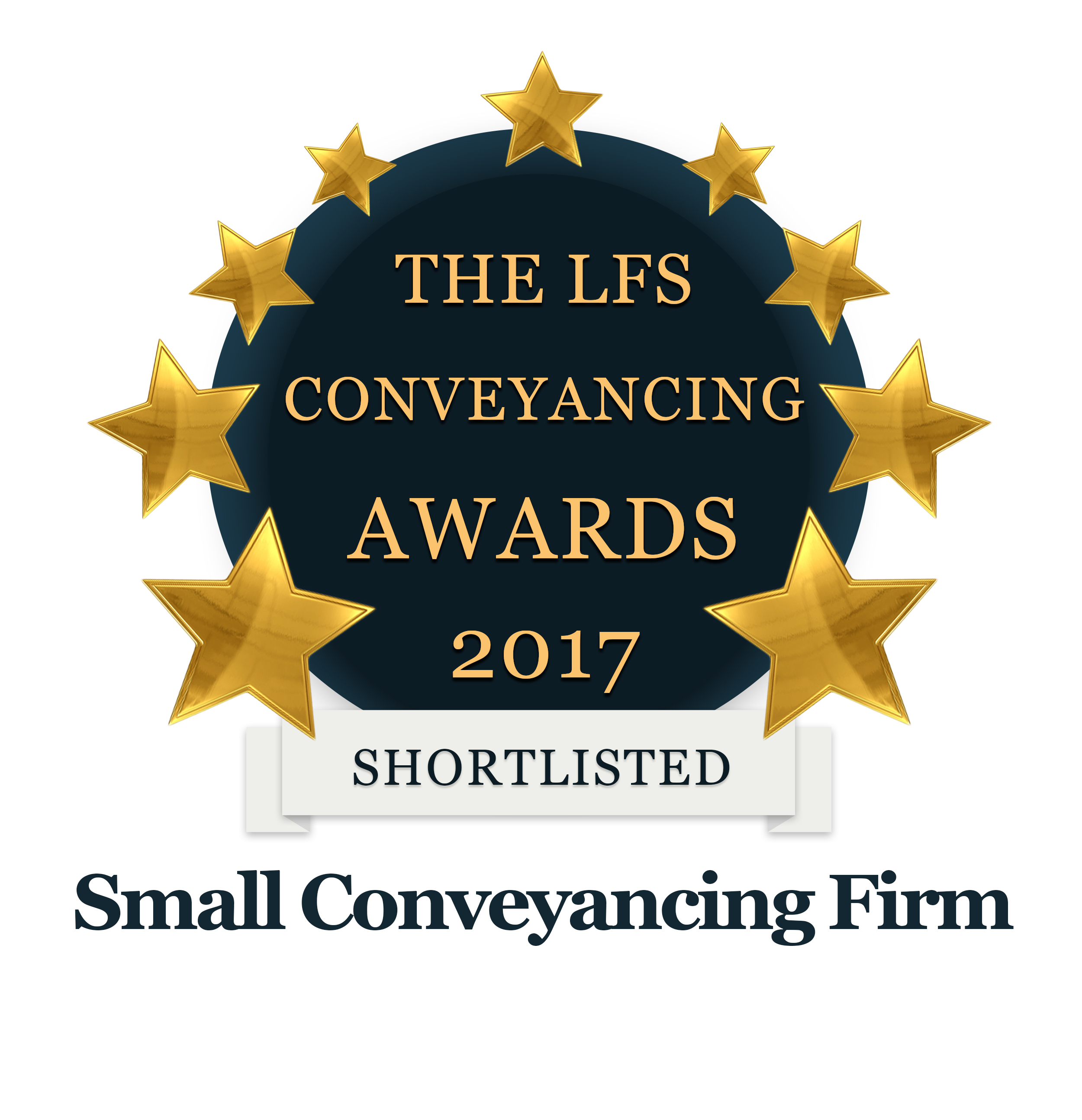 LFS Conveyancing Award Small Firm 2017